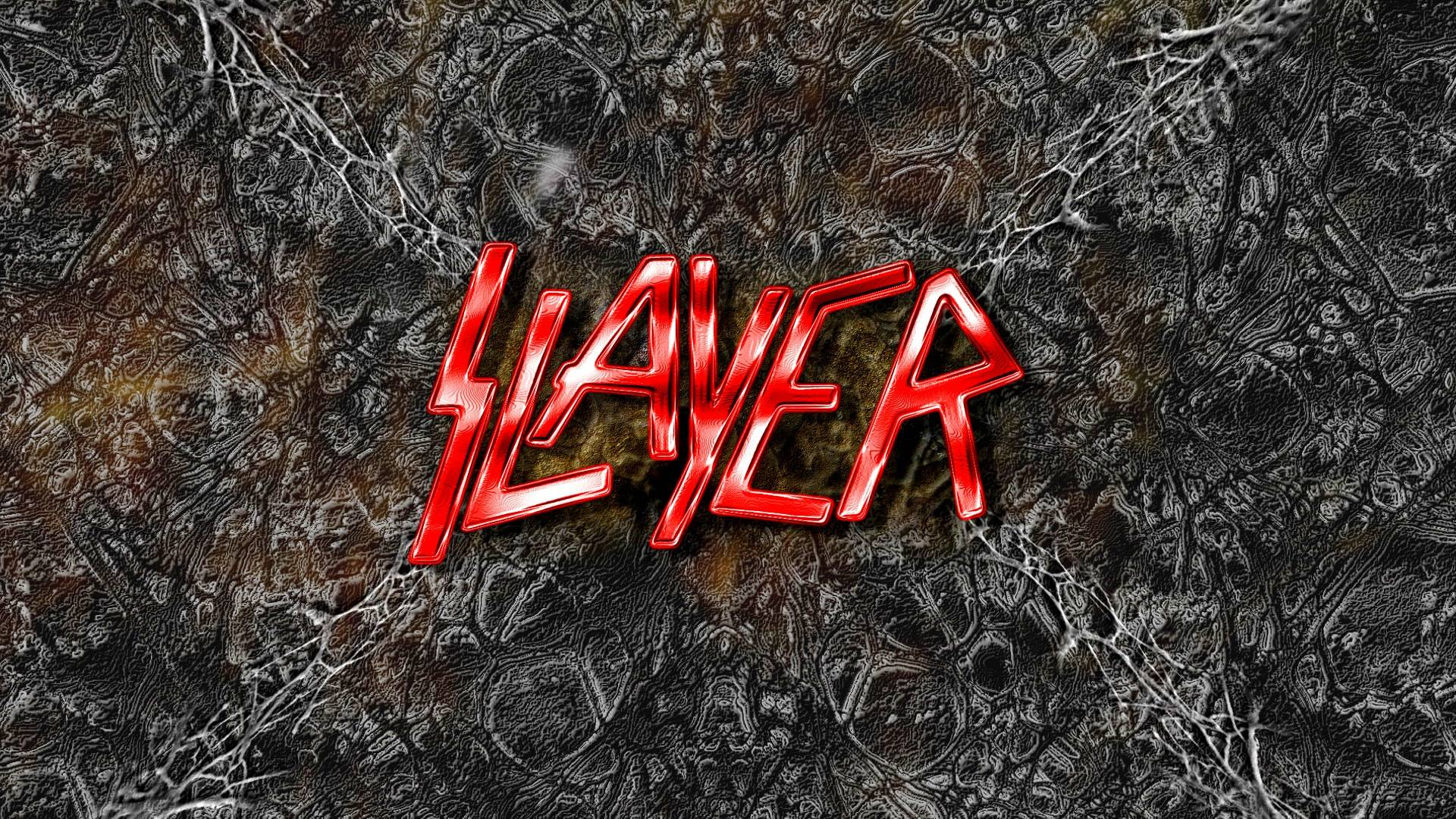 Slayer Band Wallpaper