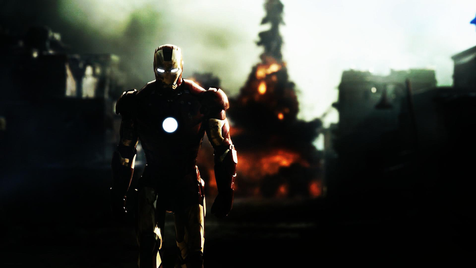 Iron man wallpapers hd wallpaper cave - Iron man 1 images ...
