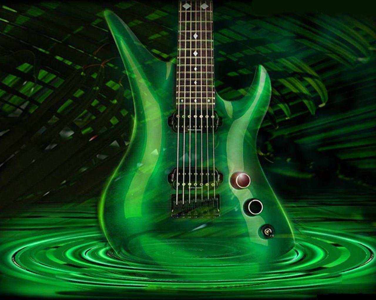 Image For > Awesome Guitar Wallpapers