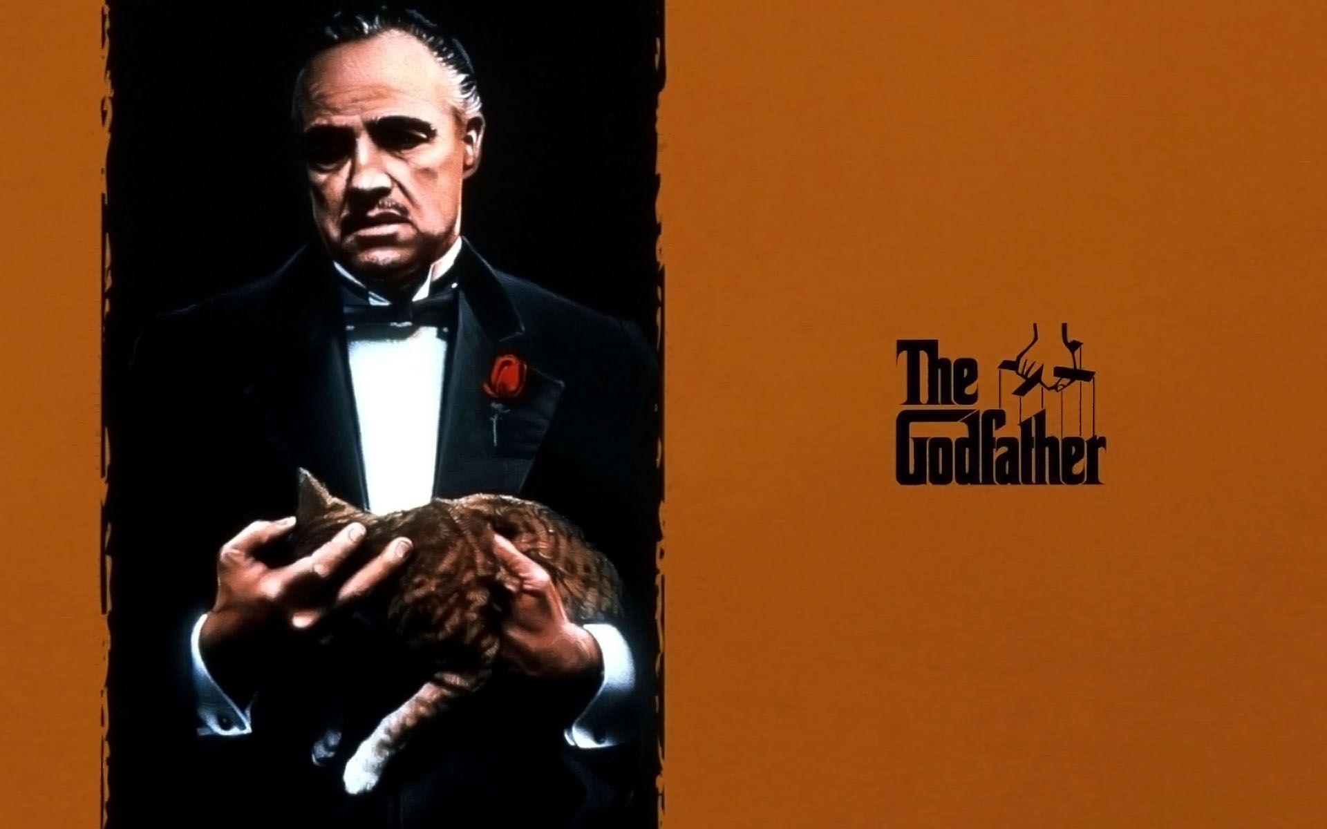The Godfather quote wallpaper - 755088
