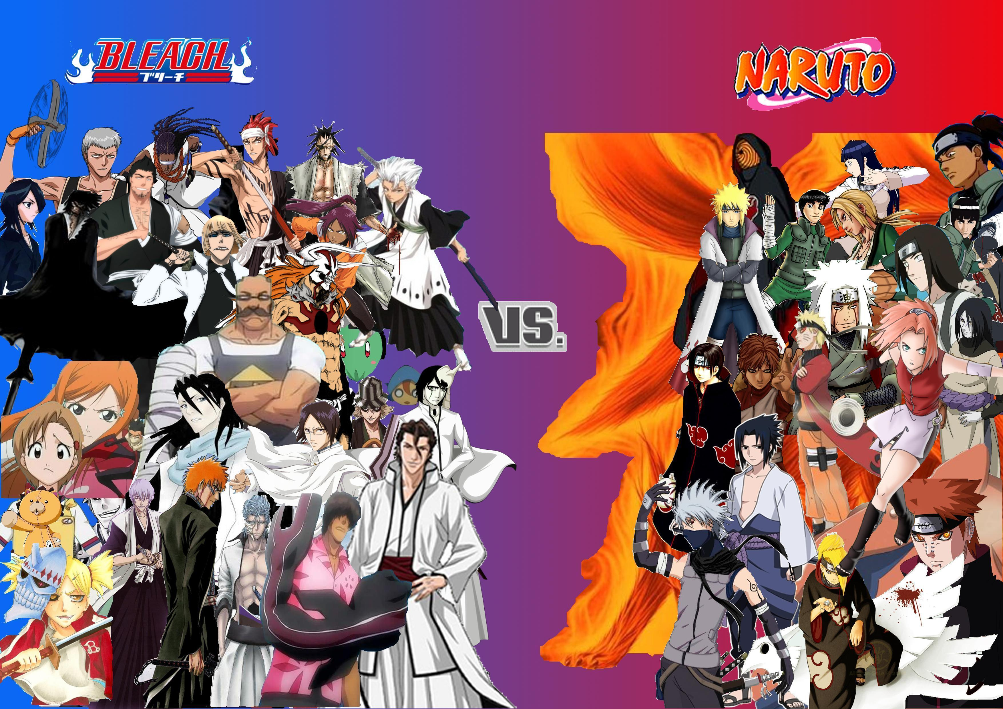 Bleach vs Naruto version 2.6 – Unblocked Games free to play
