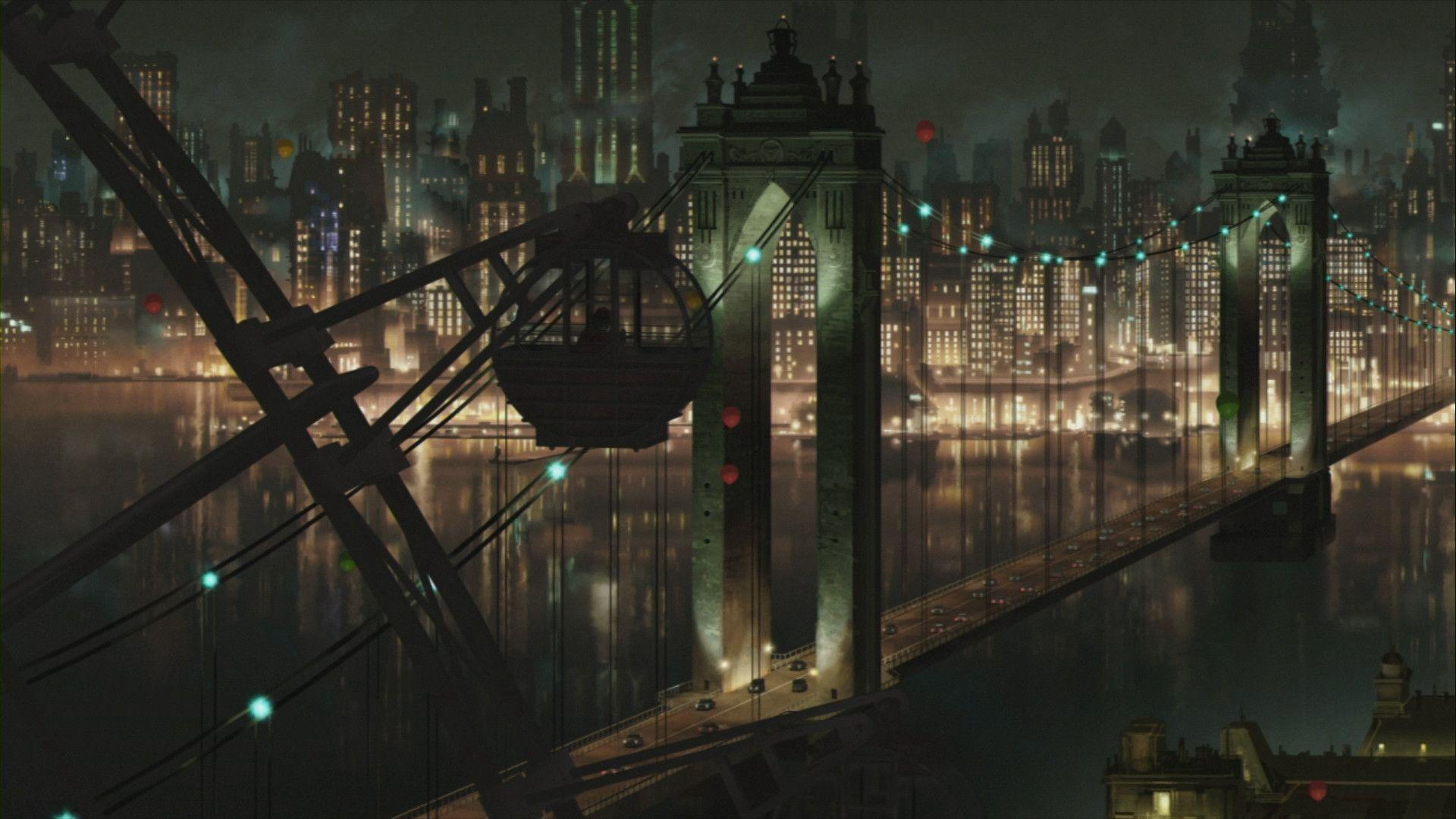 Gotham City Of Batman 27048 Hi-Resolution | Best Free JPG