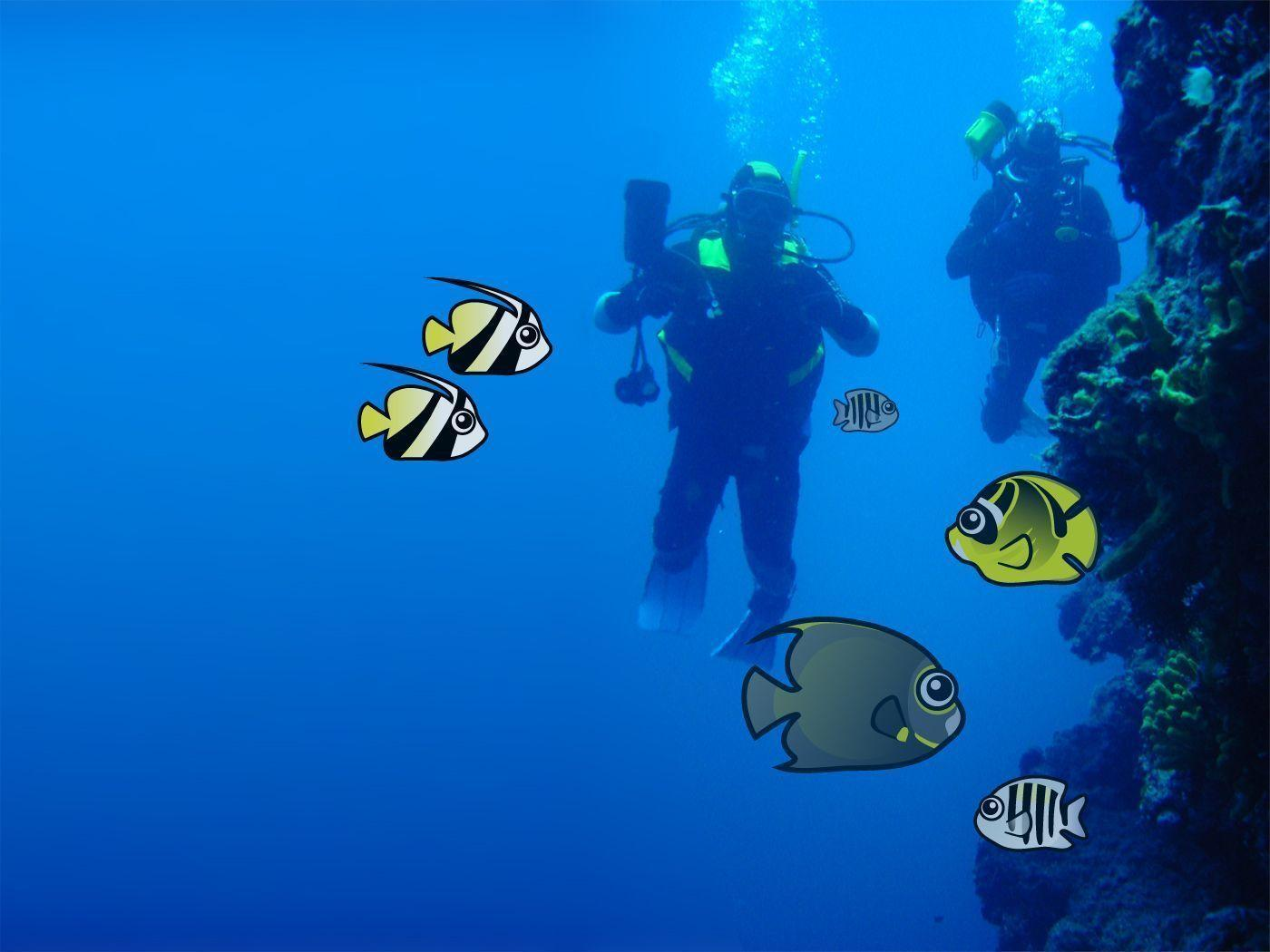 Free Scuba Diving Wallpapers - Wallpaper Cave | 1400 x 1050 jpeg 89kB