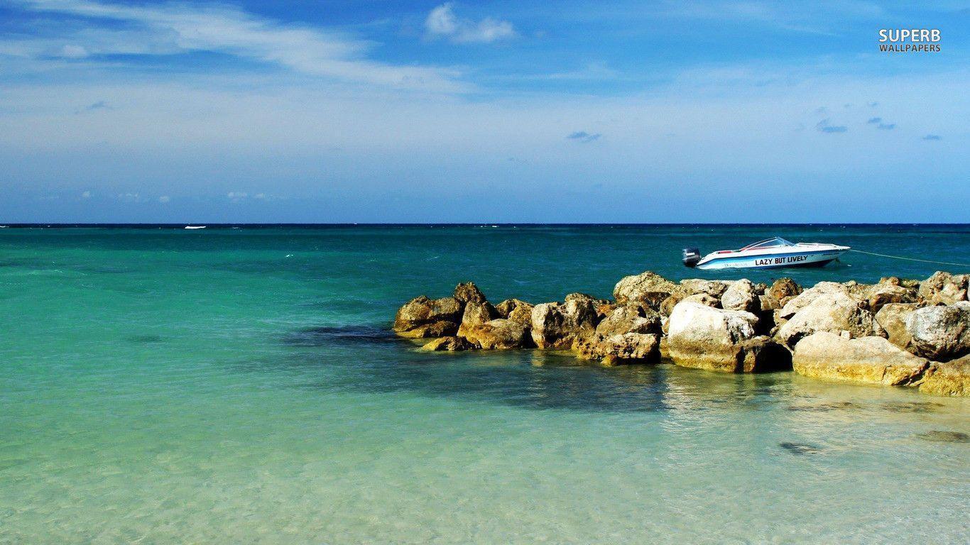 Salisbury, Saint Ann, Jamaica wallpaper - Beach wallpapers - #