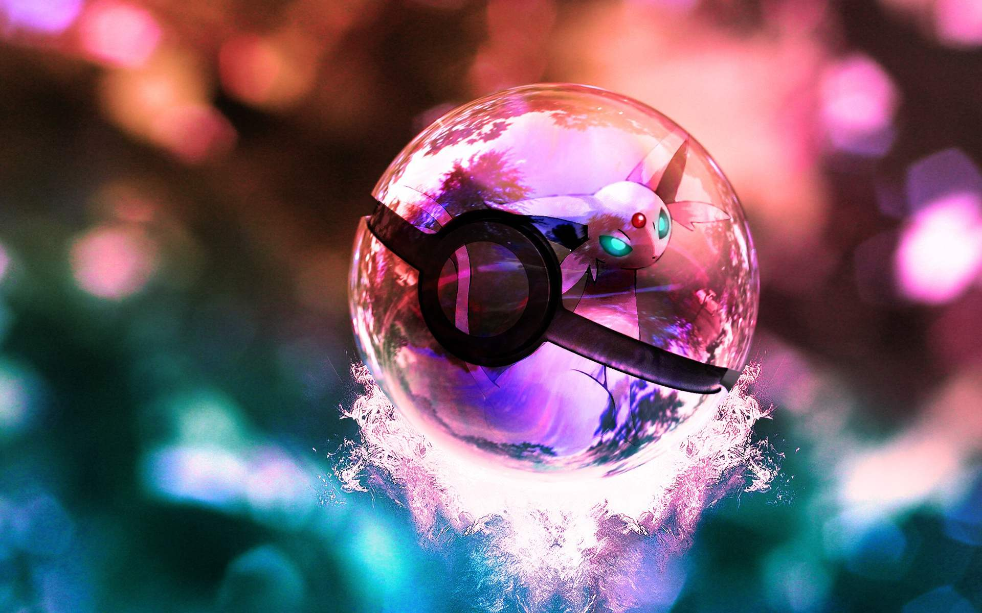 best pokemon ball wallpapers - photo #9