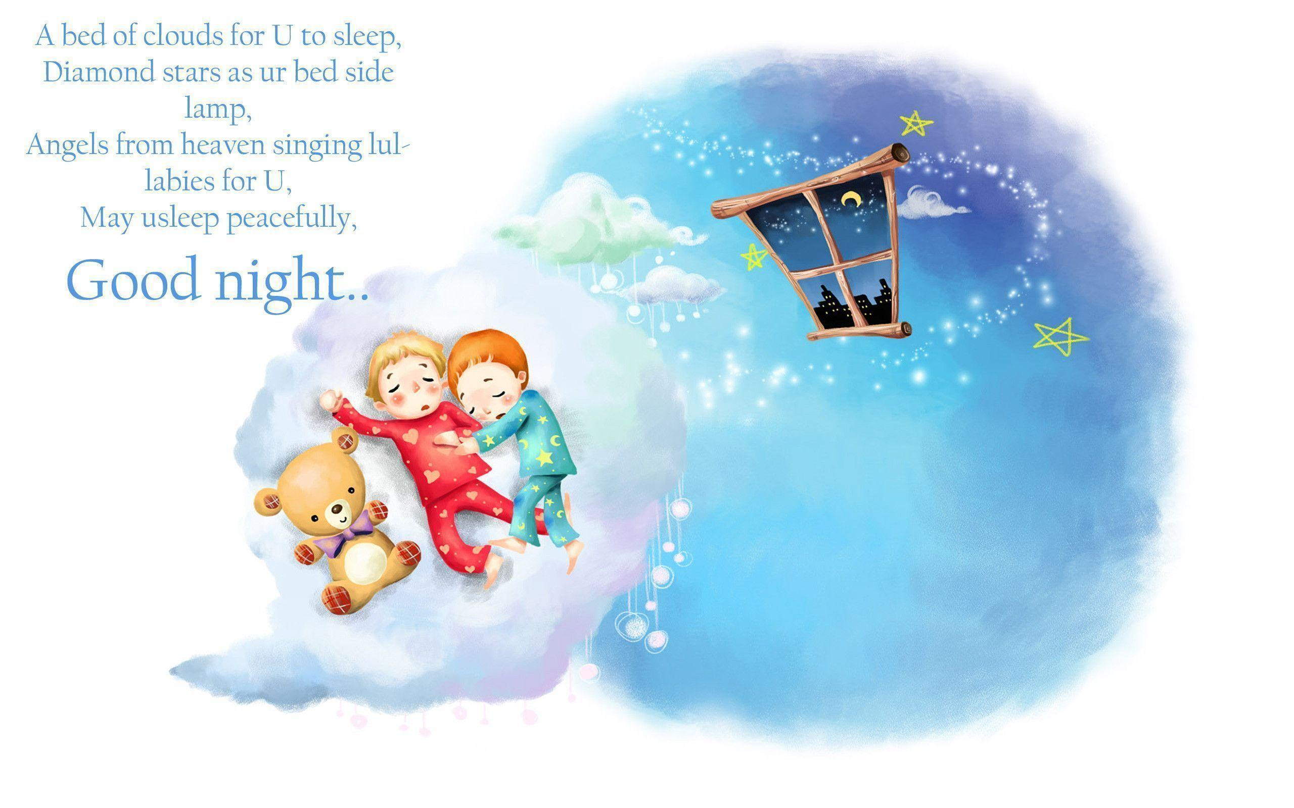 Goodnight Wallpapers Wallpaper Cave