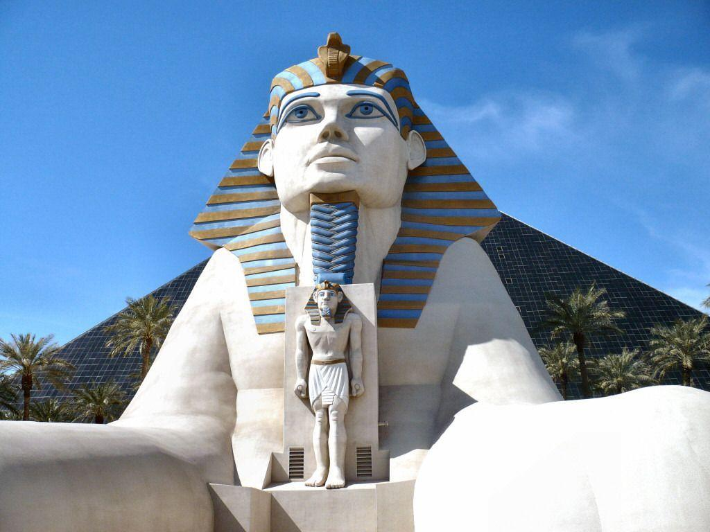 Free Luxor Sphinx Funny Wallpapers Download Backgrounds Picture