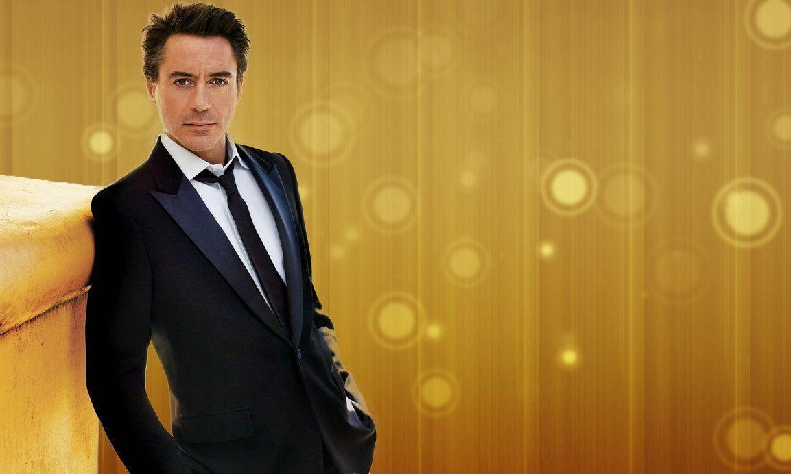 Robert Downey Jr Cool Wallpaper - Celebrities Powericare.