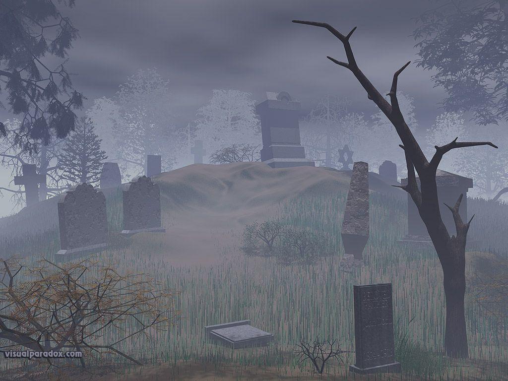 Graveyard Backgrounds - Wallpaper Cave