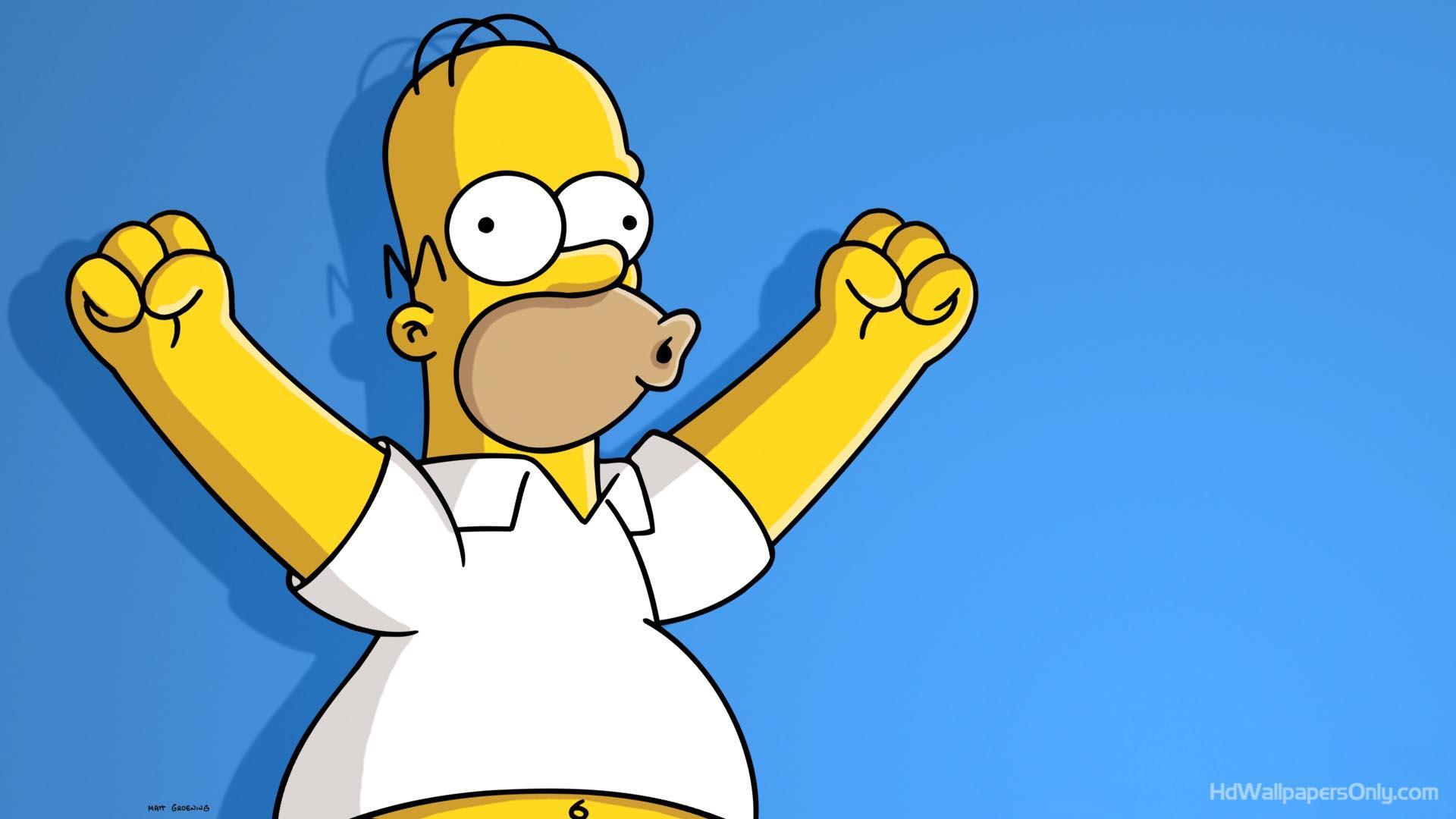The Simpsons Wallpapers HD Wallpaper