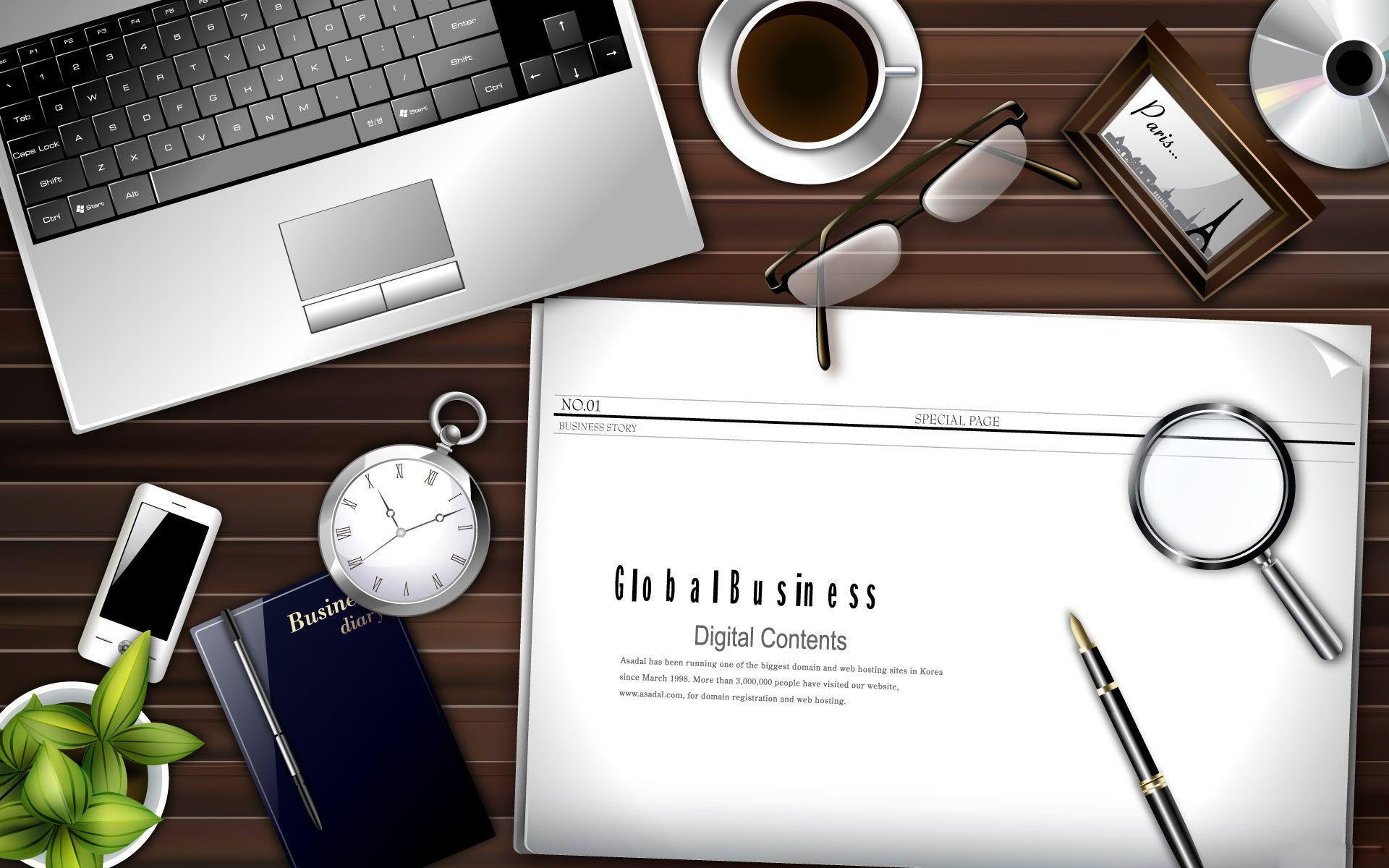 office desk wallpapers wallpaper cave
