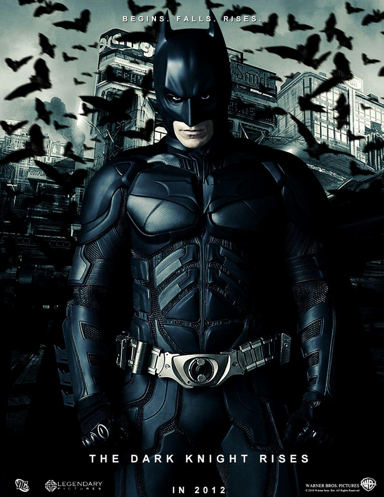 Batman The Dark Knight Rises Hd Wallpapers