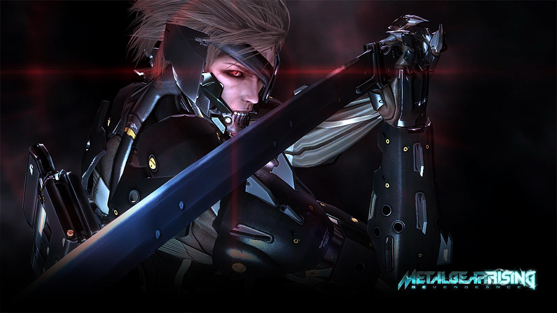45 Metal Gear Rising: Revengeance Wallpapers