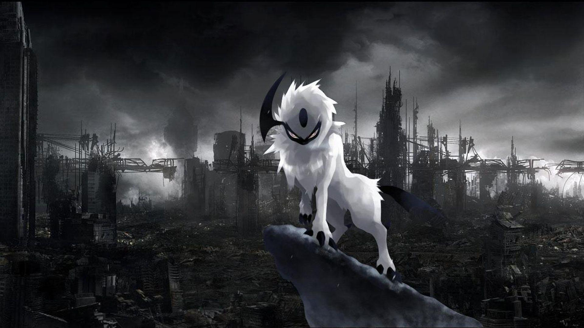 Download Pokemon Absol Wallpapers 1920x1080