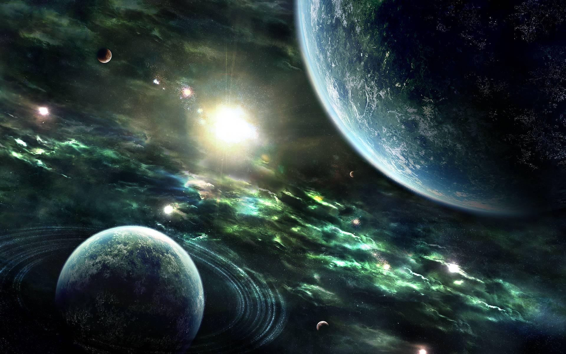 Epic Space Wallpaper: Epic Desktop Backgrounds