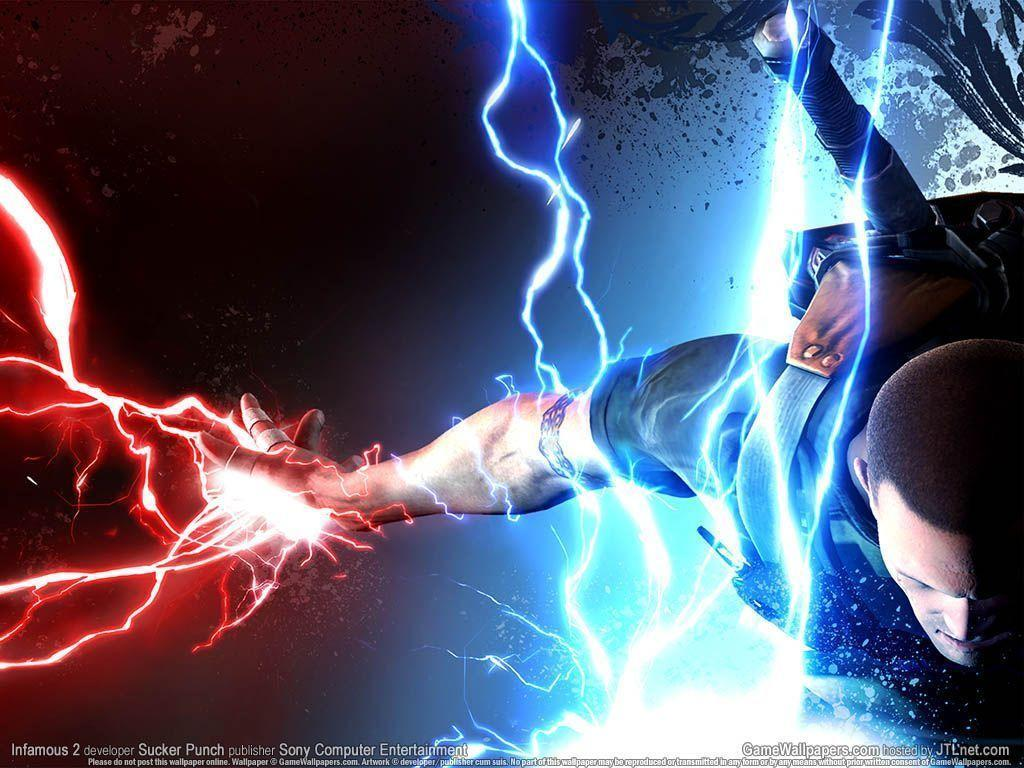 Infamous Wallpapers 6623 Hd Wallpapers in Games