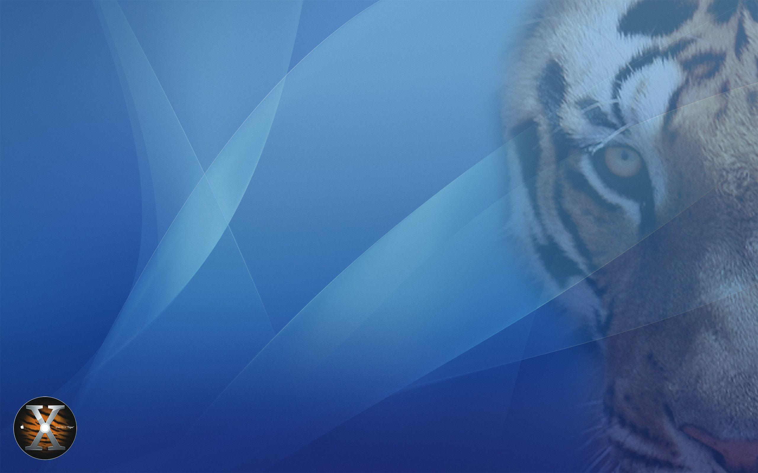 Animals For > Os X Tiger Wallpapers