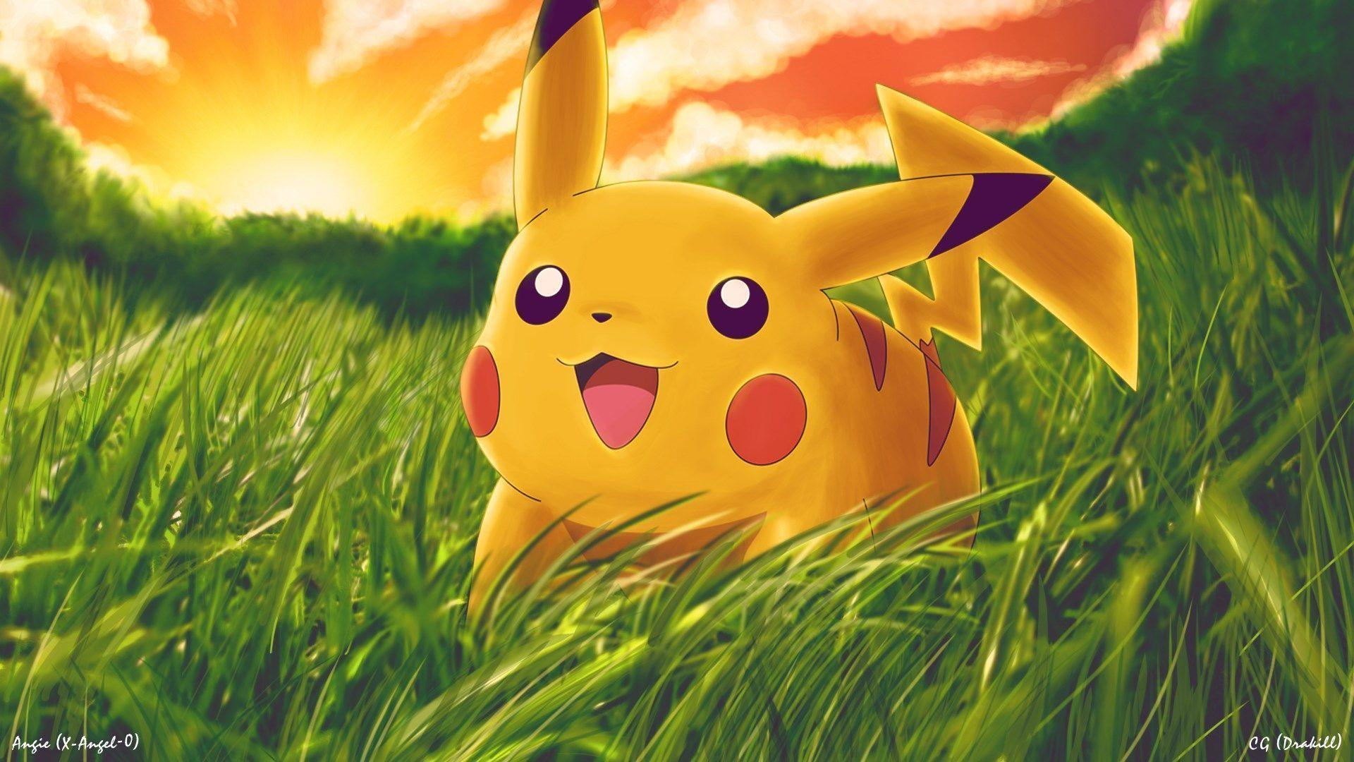 Pikachu Pokemon Cartoon Picture - Cartoon HD Wallpapers