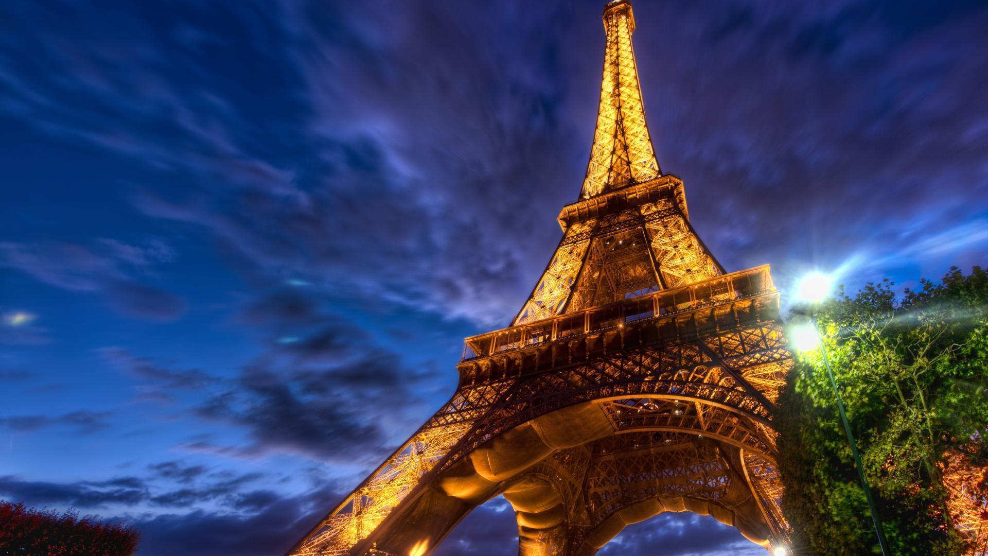 Eiffel Tower Cool Wallpapers Hd 1080p Widescre 2476 Wallpaper