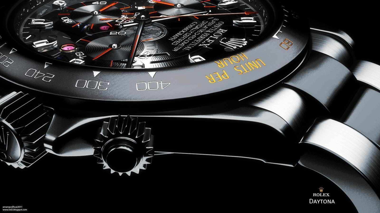 Latest Rolex Watch HD Wallpapers Free Download