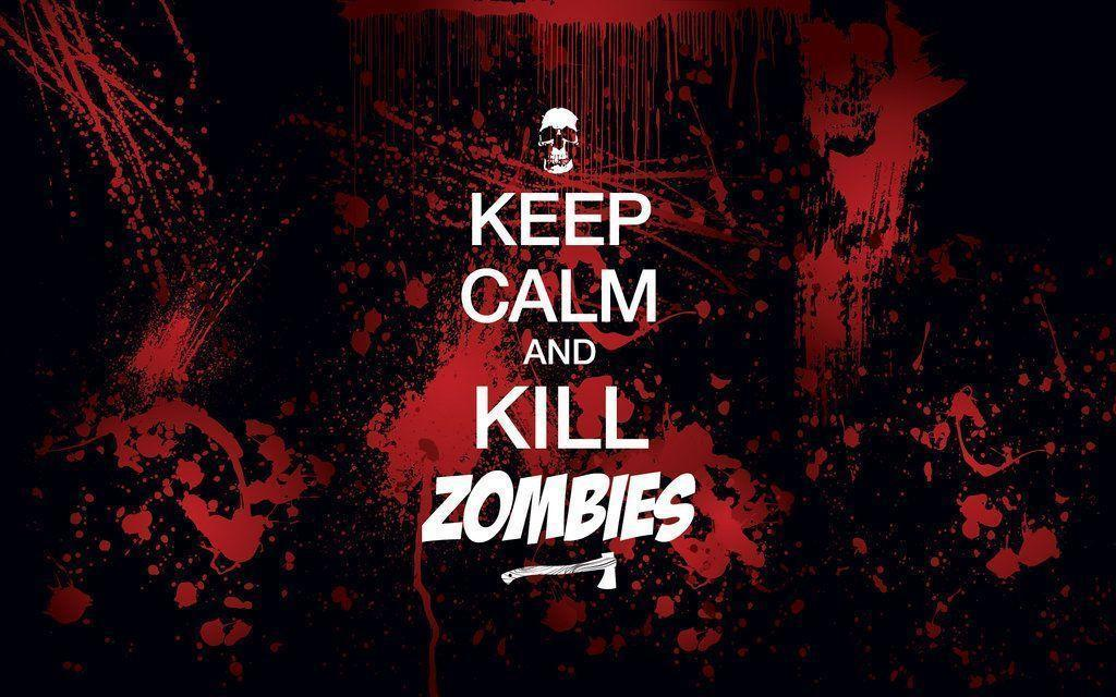 Kill Zombies Wallpapers by jistheking