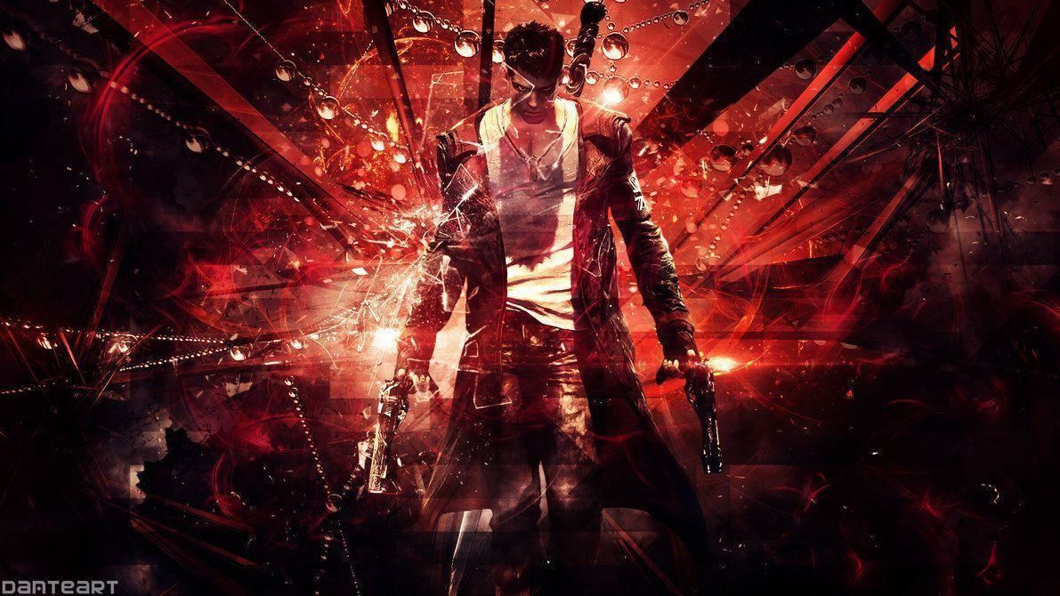 Devil May Cry Dante Wallpaper: Devil May Cry Dante Wallpapers