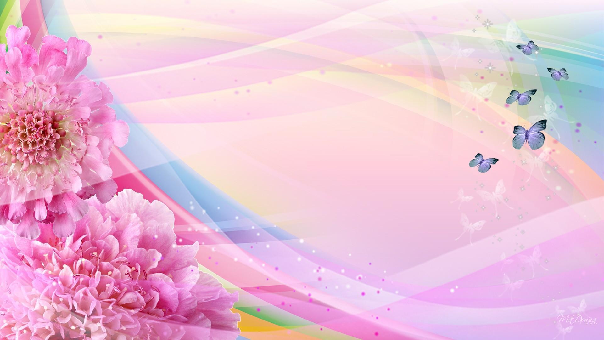 Красивый фон под открытку, картинки яблони цвету