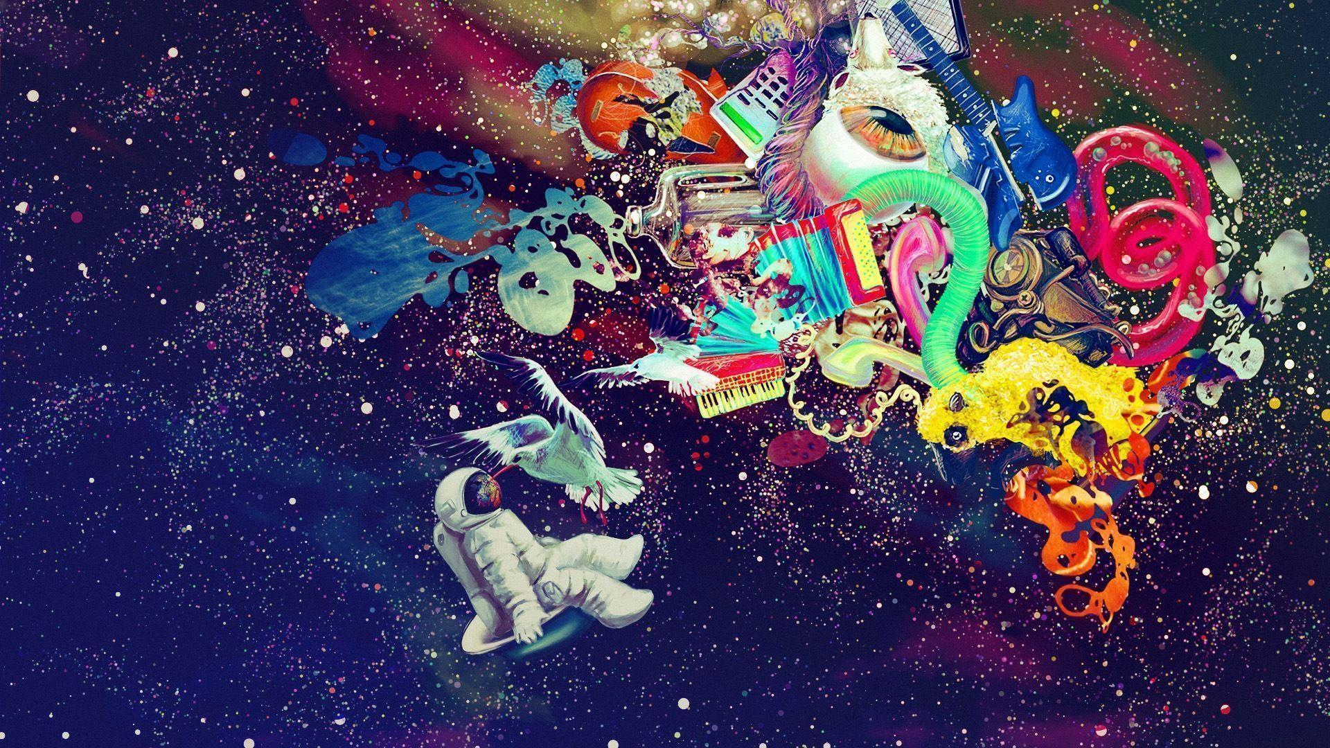 Tumblr iphone wallpaper trippy - Wallpapers For Trippy Space Backgrounds Tumblr