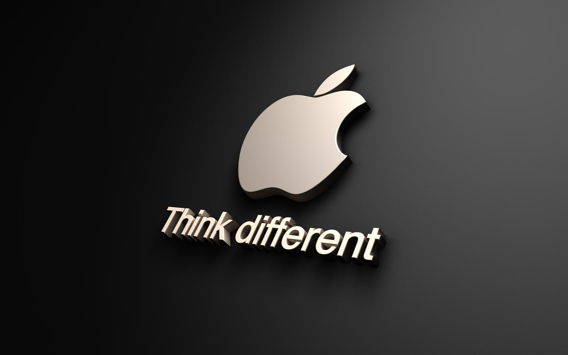 Official Apple Logo Cool Wallpapers