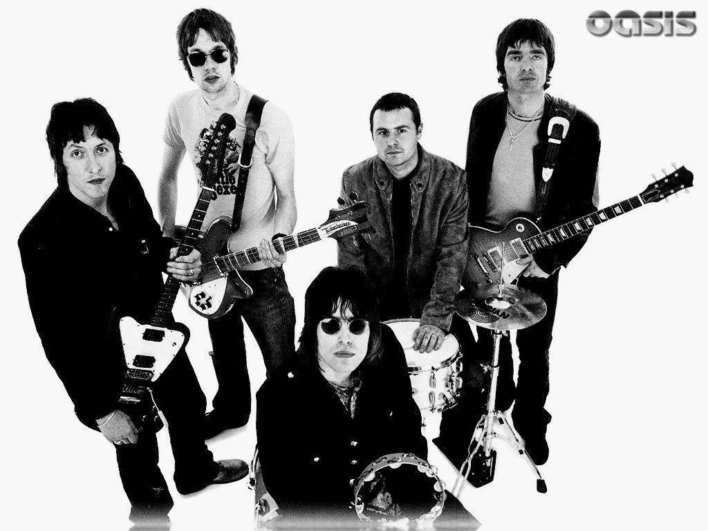 Music Band Wallpapers - Wallpaper Cave Oasis Band Wallpaper