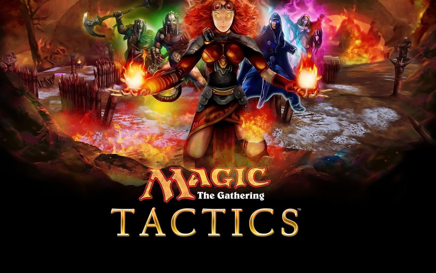 Magic: The Gathering Desktop Backgrounds