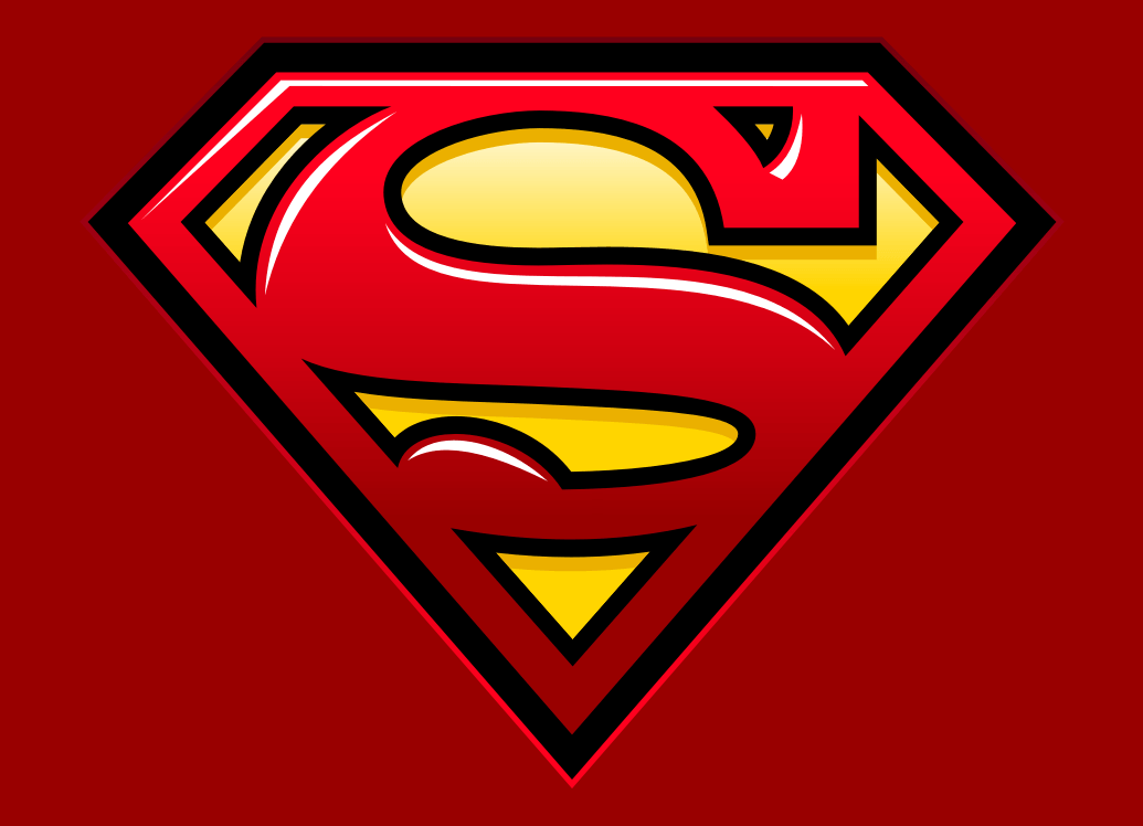 superman logo by benokil - photo #18