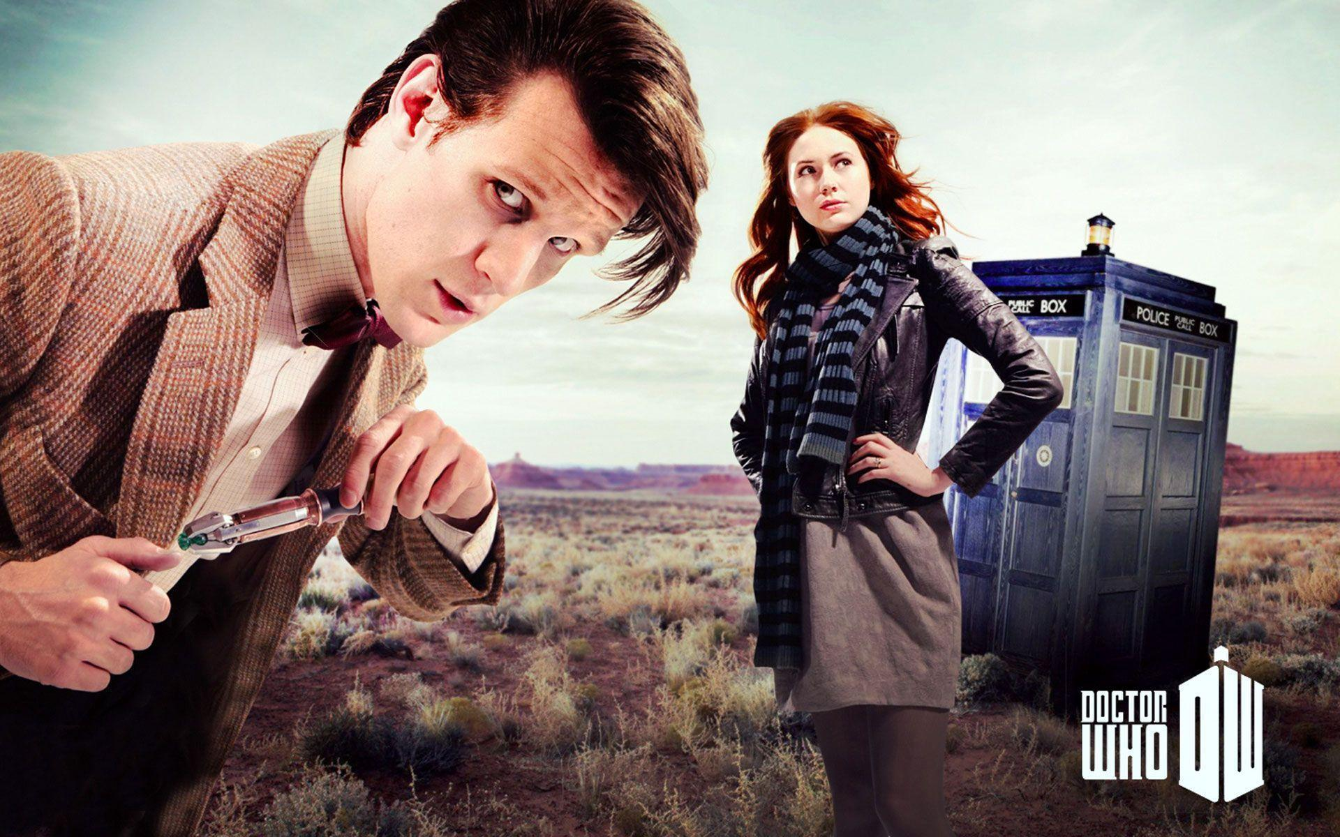 Matt Smith Doctor Who HD Wallpapers
