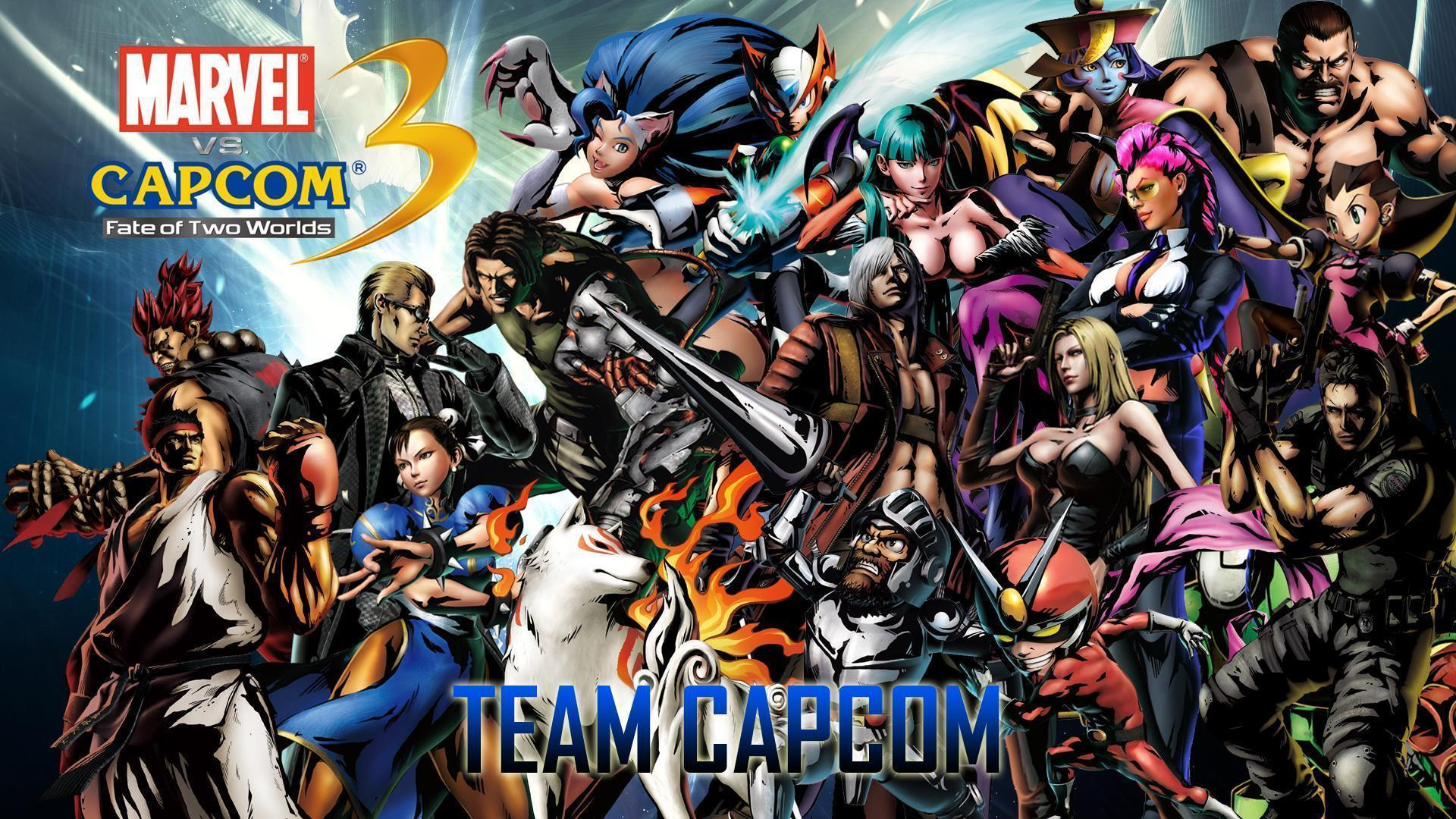 ultimate marvel vs capcom 3 wallpapers 787