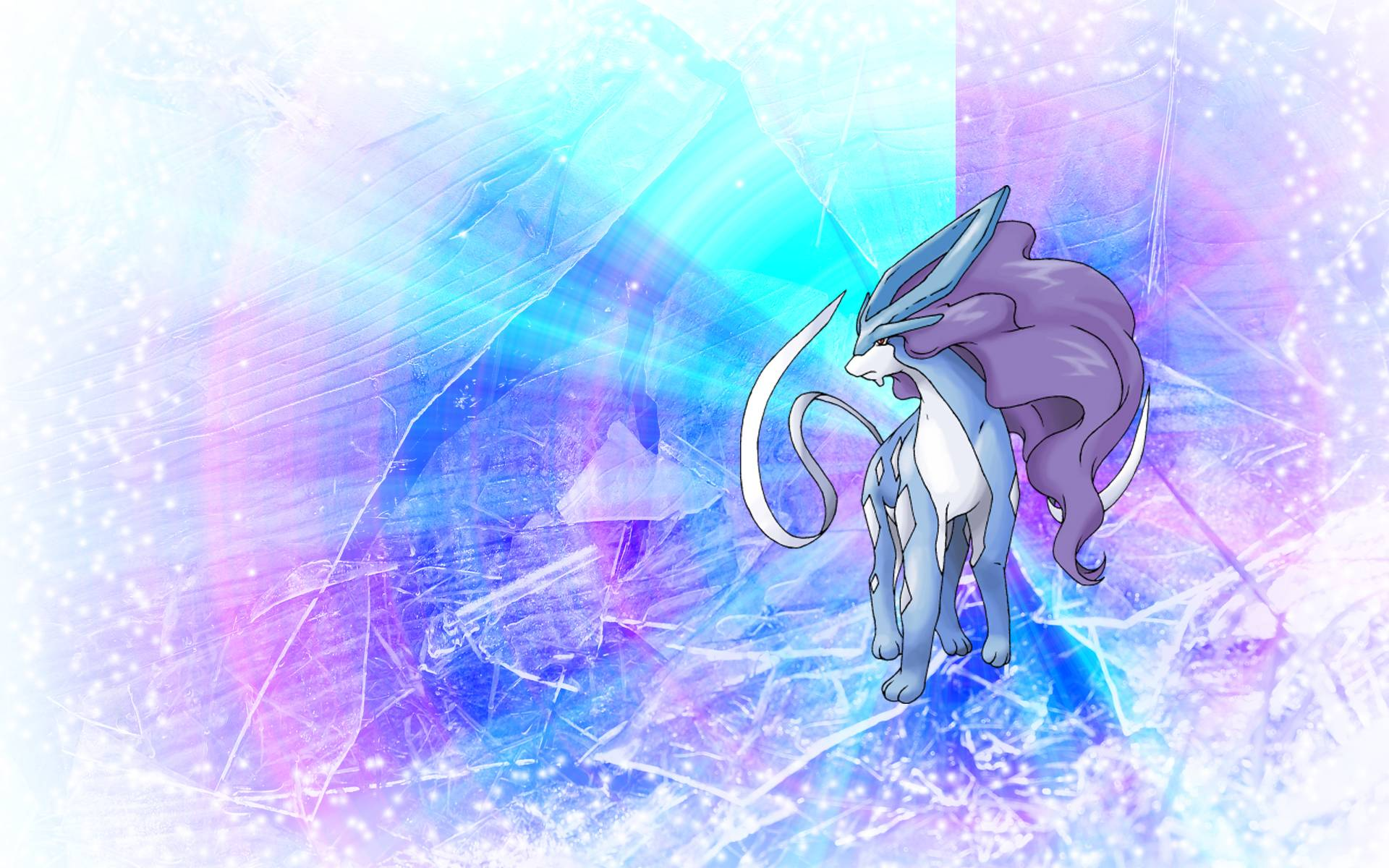 suicune pokemon hd wallpapers - photo #1