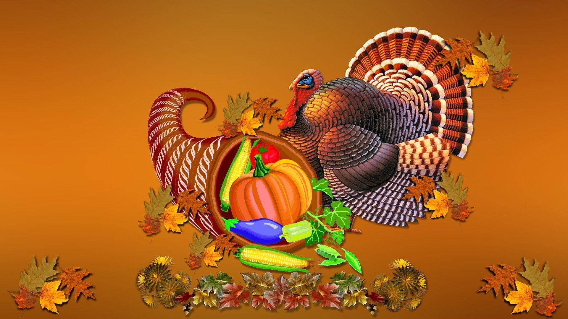 Turkey Thanksgiving Wallpapers - Wallpaper Cave