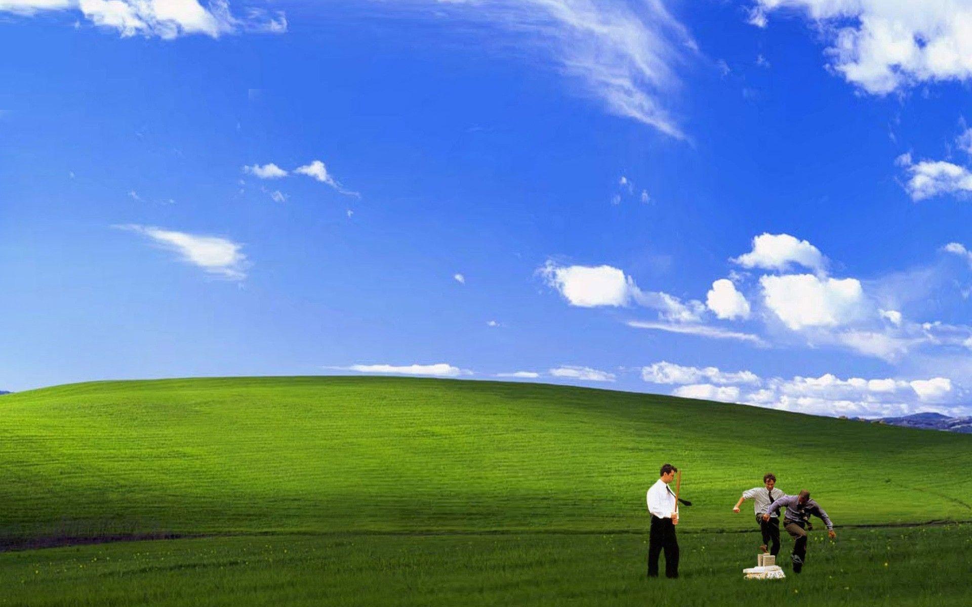 Windows XP Wallpapers Bliss