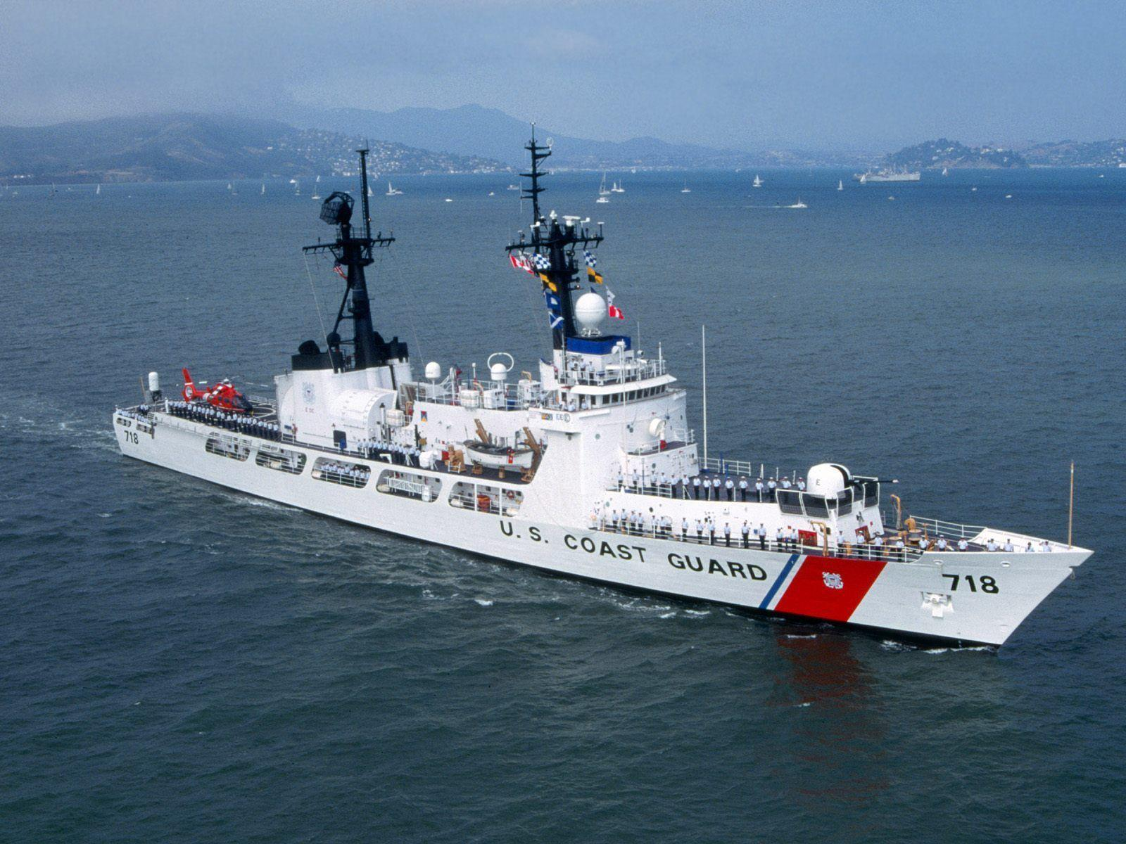 USCG Cutter Chase wallpapers