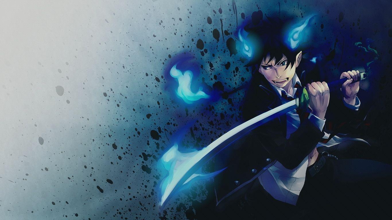 Anime Wallpapers Ao No Exorcist HD 4K Download For Mobile iPhone & PC