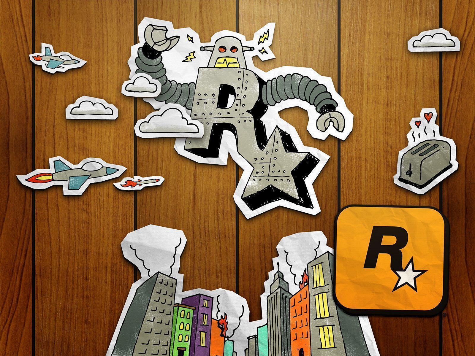 rockstar games wallpapers wallpaper cave