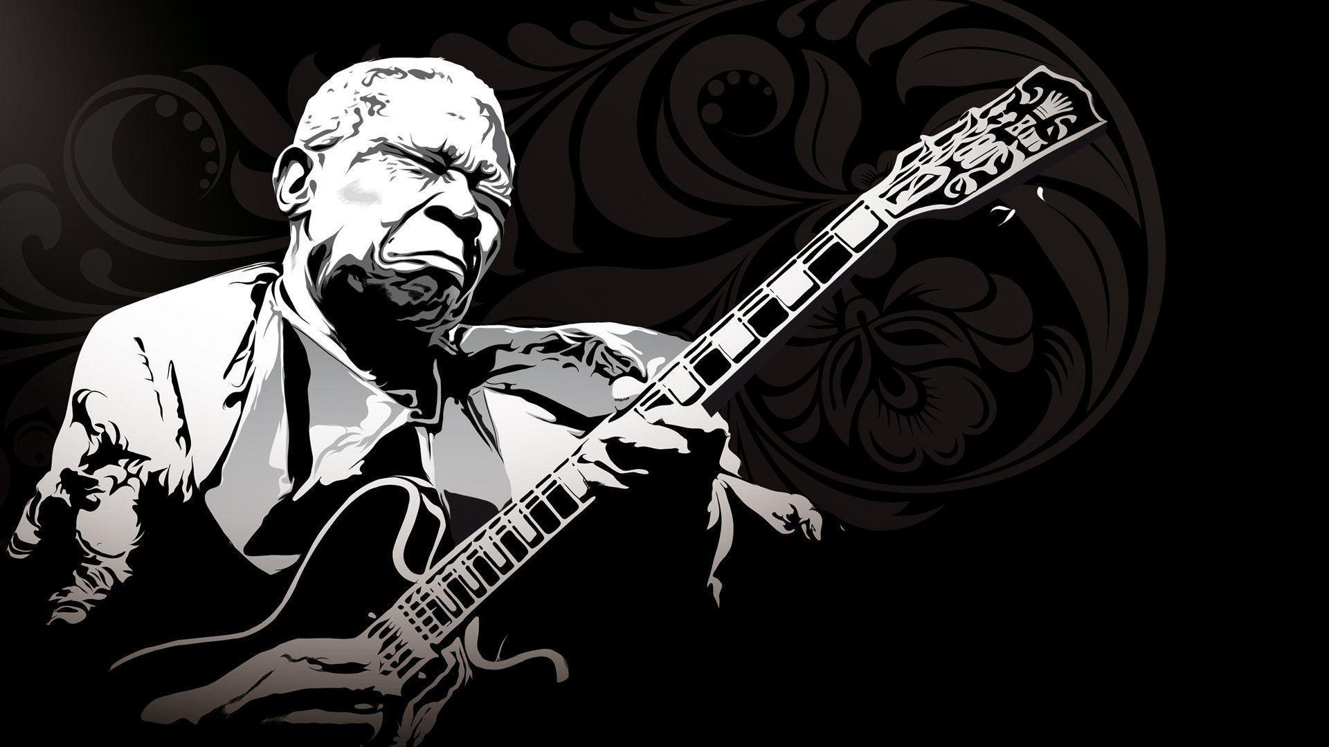 Bb king wallpapers wallpaper cave - King wallpaper ...