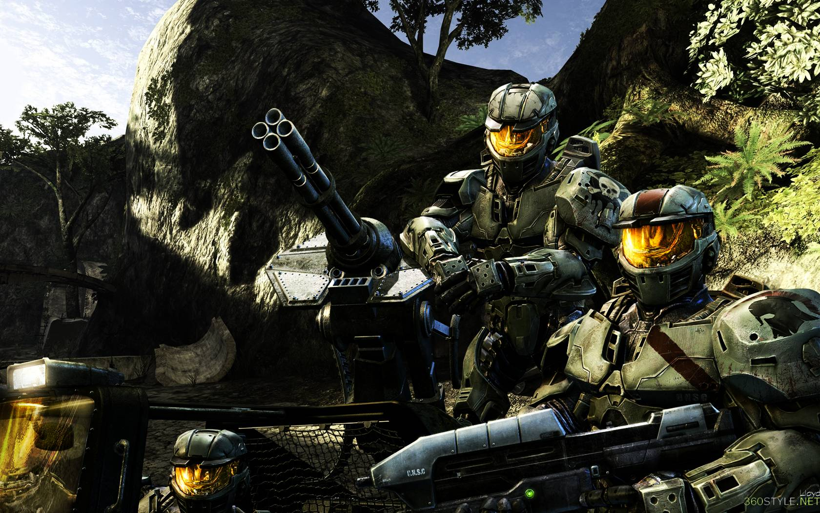 halo wars battles wallpaper - photo #18