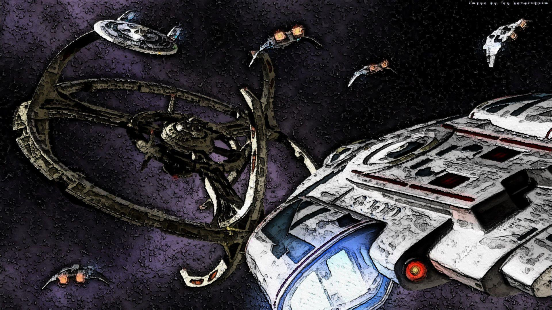 Protecting DS9 Computer Wallpapers, Desktop Backgrounds 1920x1080