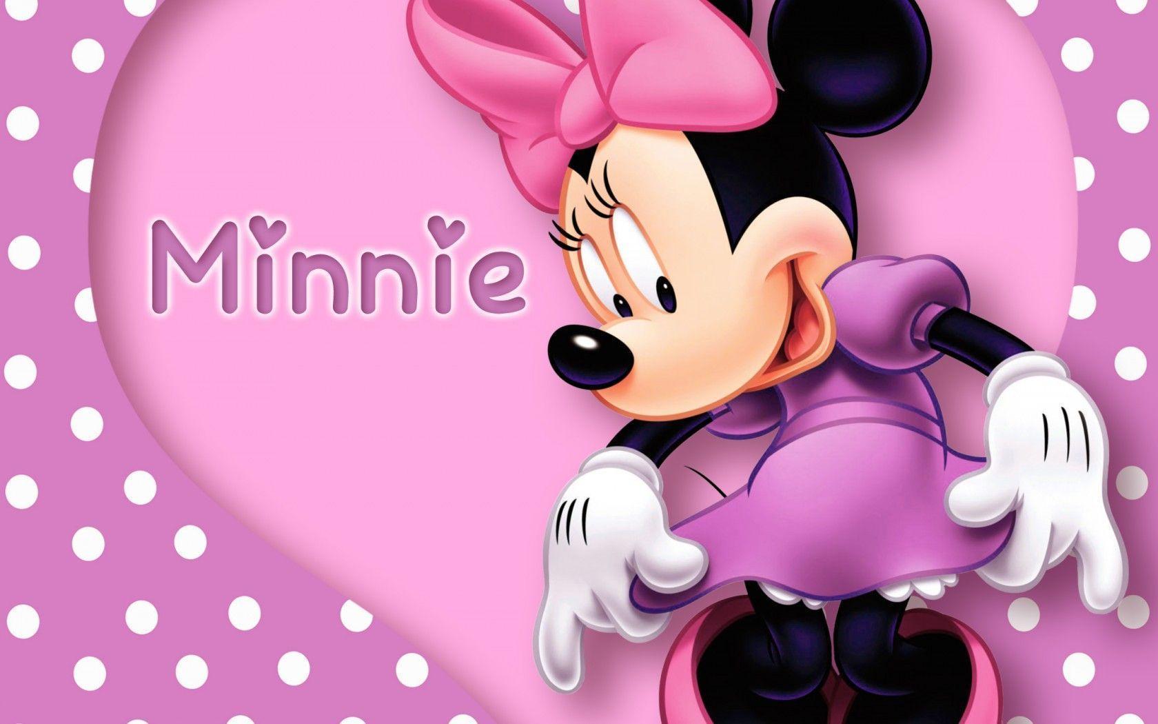 outstanding minnie wallpaper mickey - photo #27