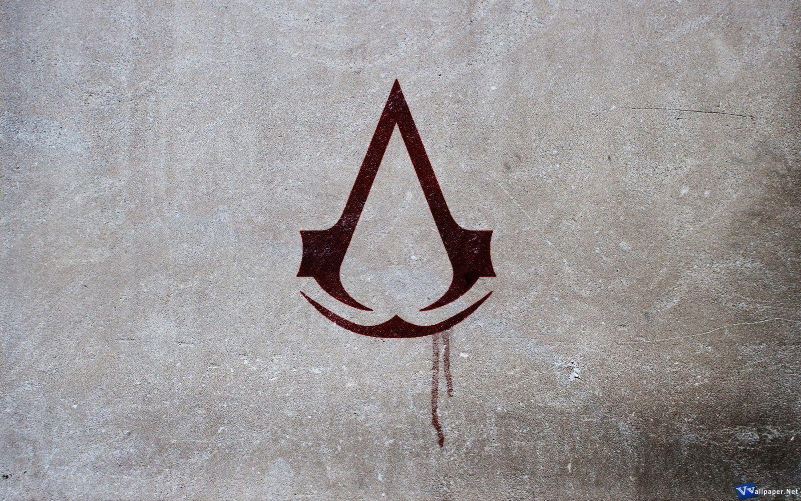 Assassins Creed Logo Symbol Wallpapers