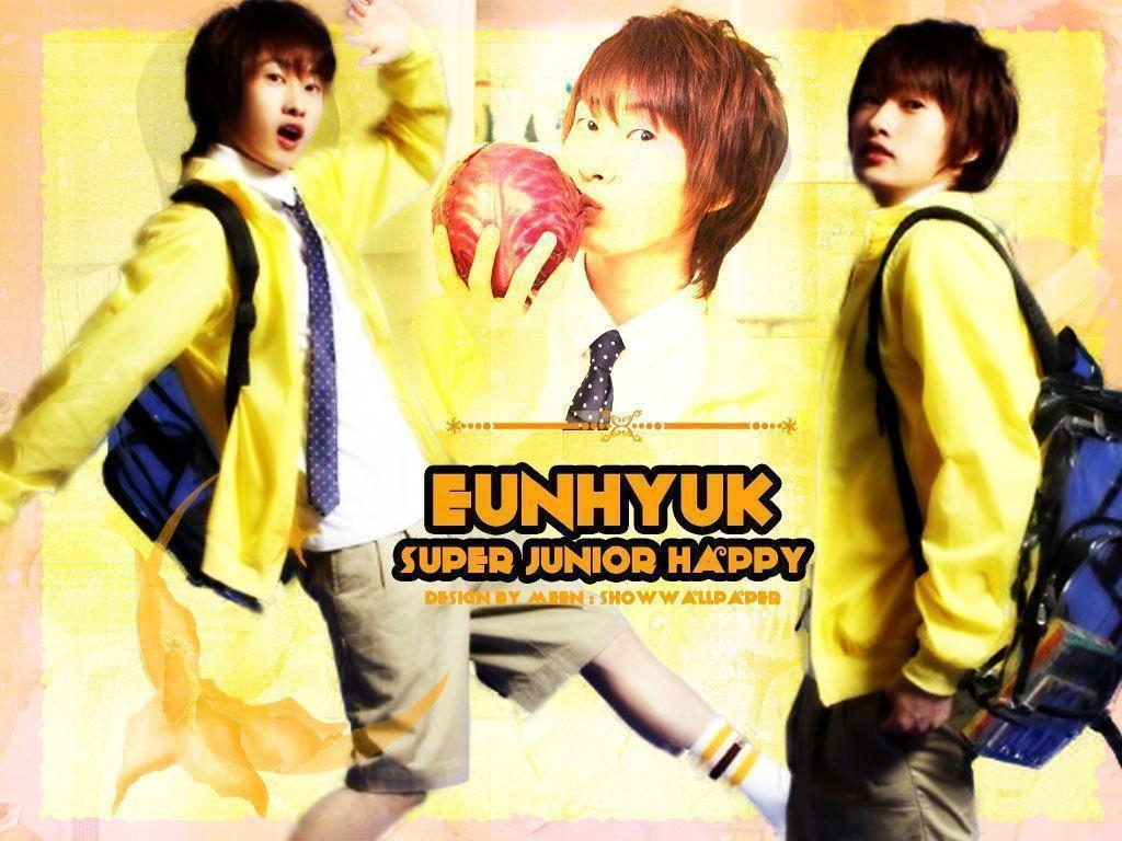 Eunhyuk Oppa ^^ - Lee Hyukjae / Lee Eunhyuk Wallpaper (12548576 ...