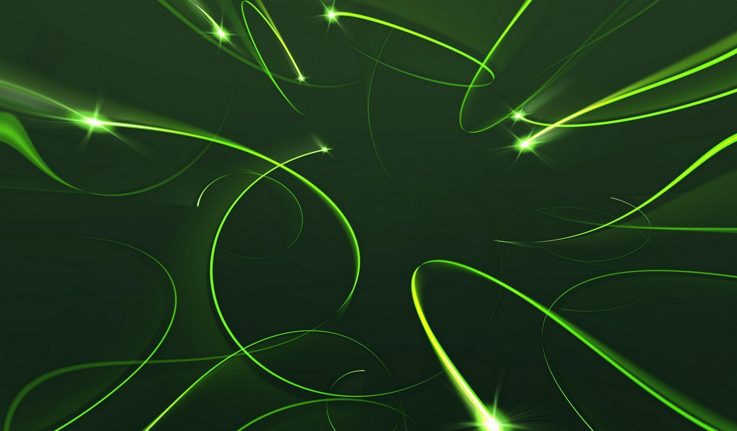 description green abstract hd - photo #46
