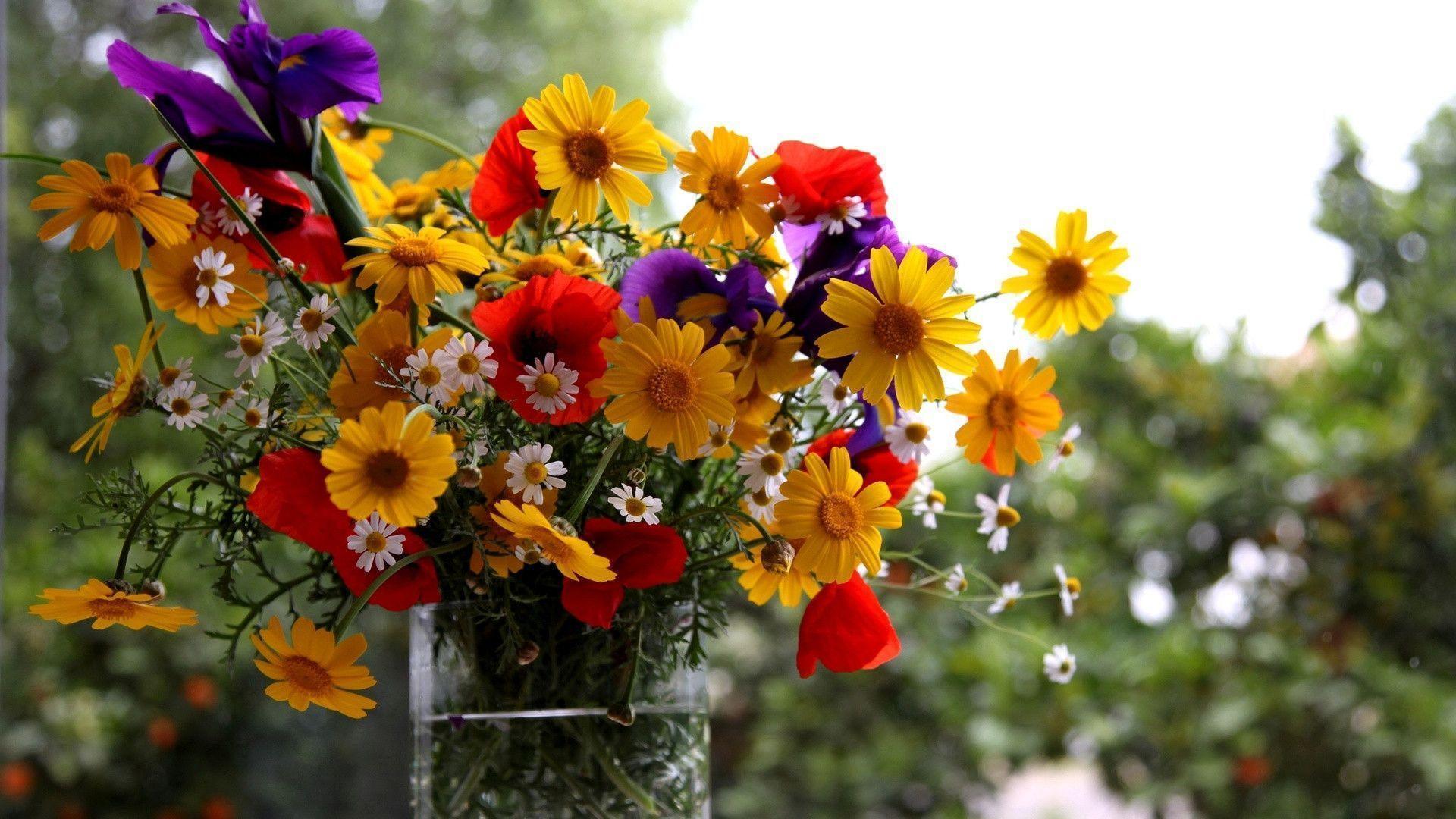 Flower bouquet wallpapers wallpaper cave - Flower wallpaper hd quality ...