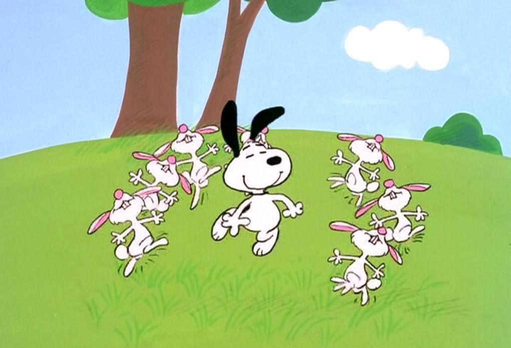 snoopy easter wallpaper - photo #13