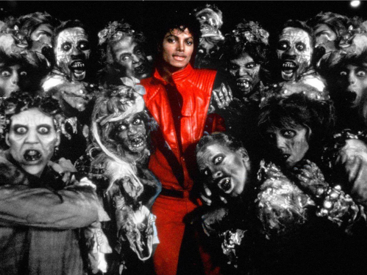 Michael Jackson Thriller Wallpapers